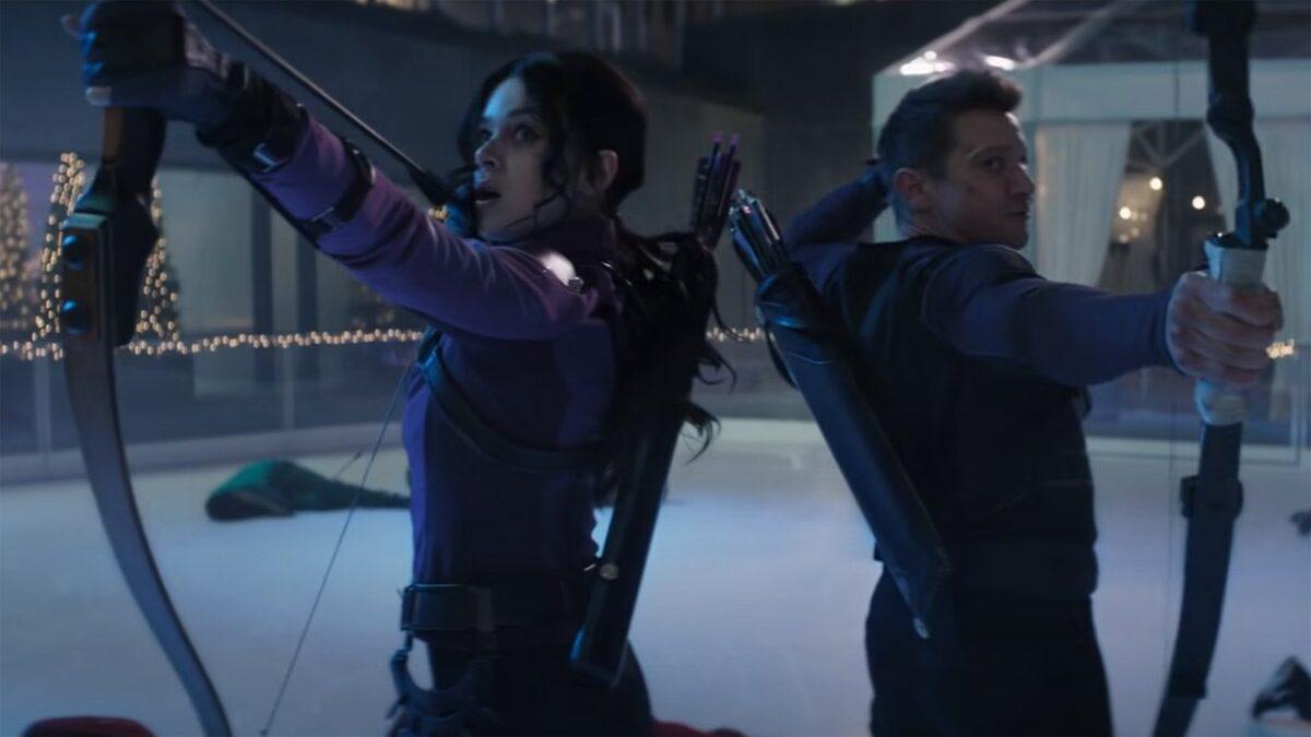 """Change of Plans"" – Marvel Hawkeye"
