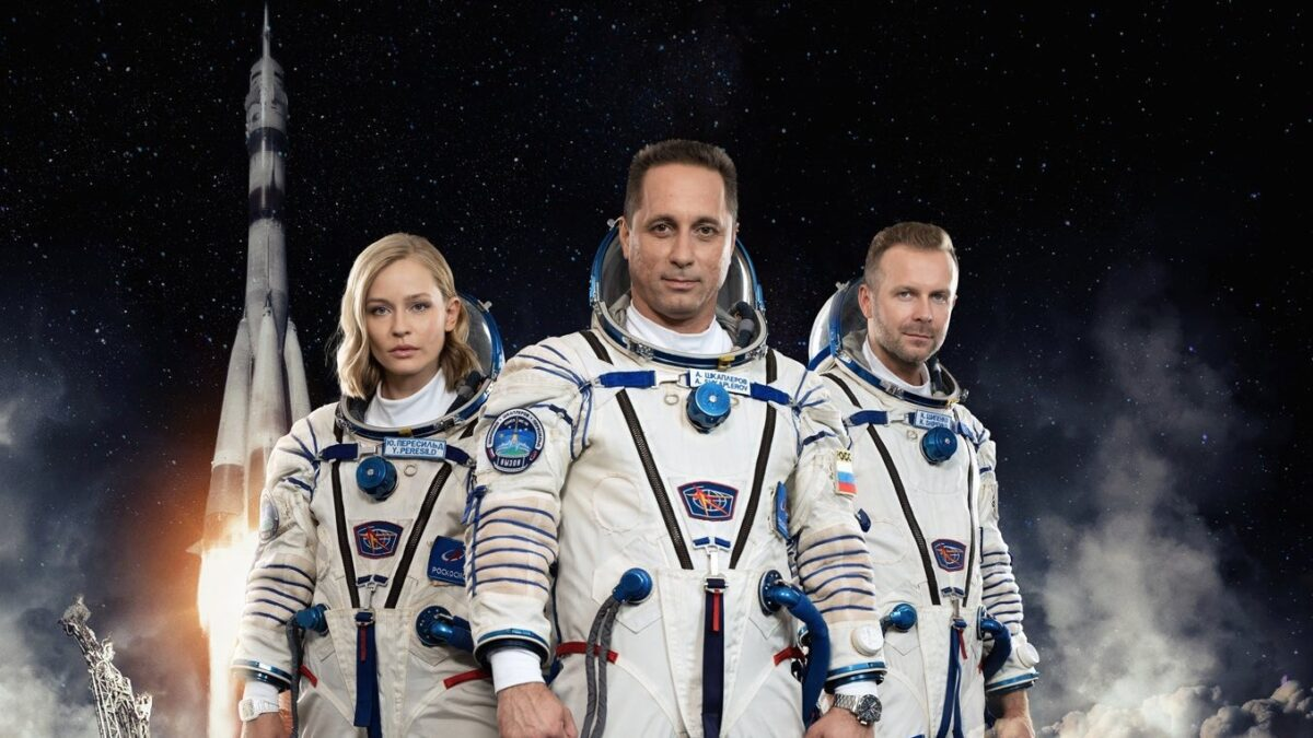 Expedition 65 Soyuz MS 19 – Μια ηθοποιός στο Διάστημα