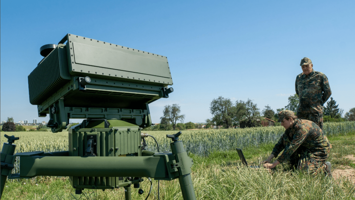 Ground Observer 20 Multi-Mission GO20 MM – Thales