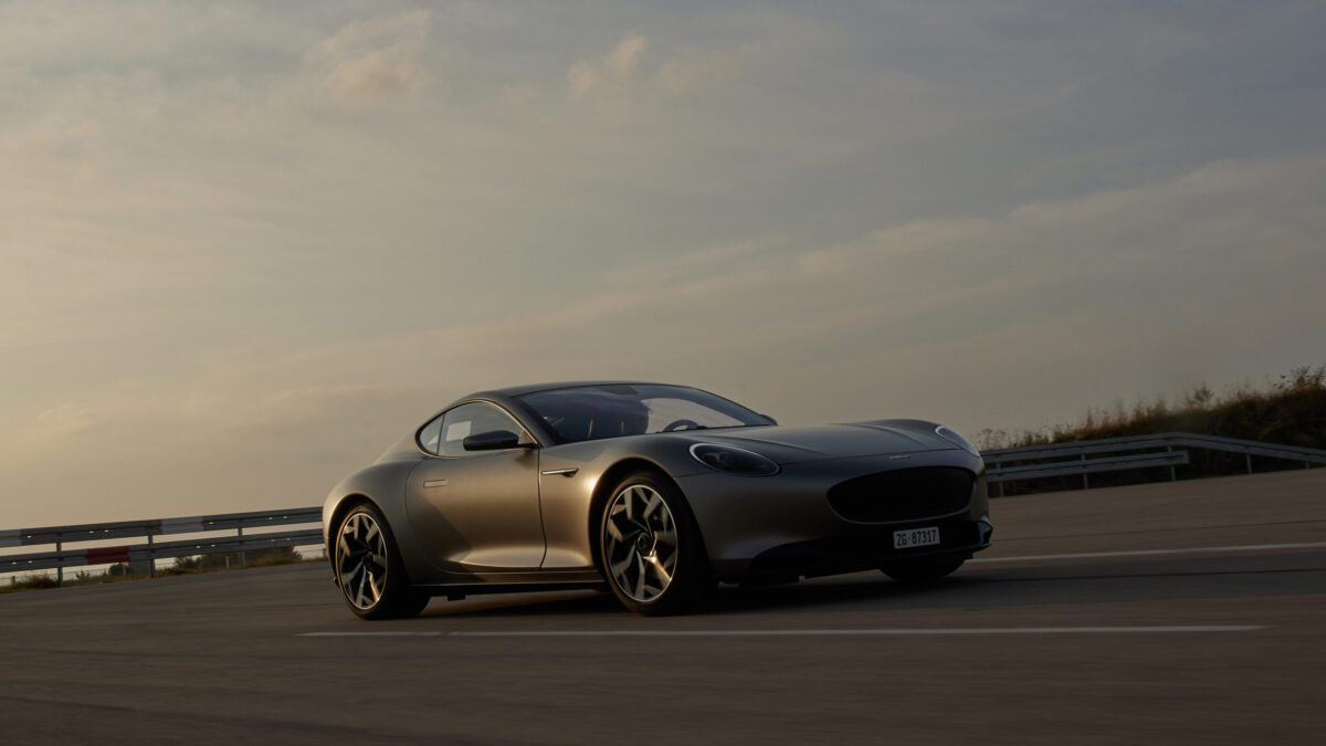 Piech GT Electric Coupe