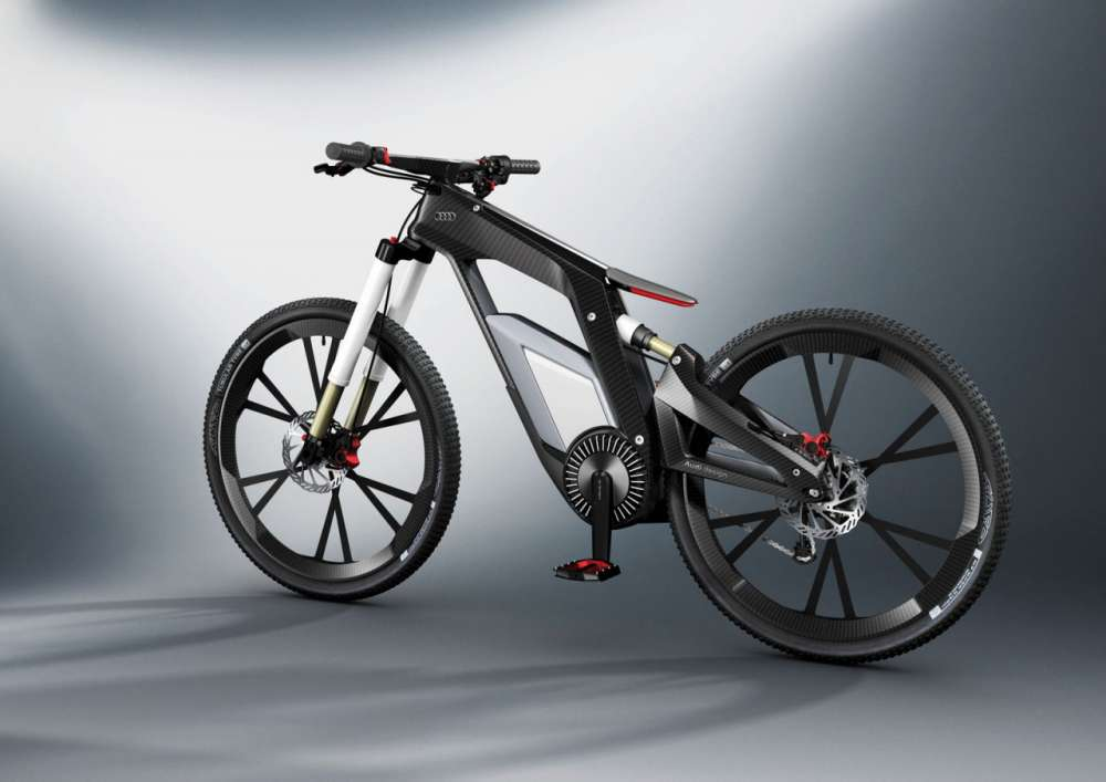 audi e bike w rthersee gadgetfreak not just tech. Black Bedroom Furniture Sets. Home Design Ideas