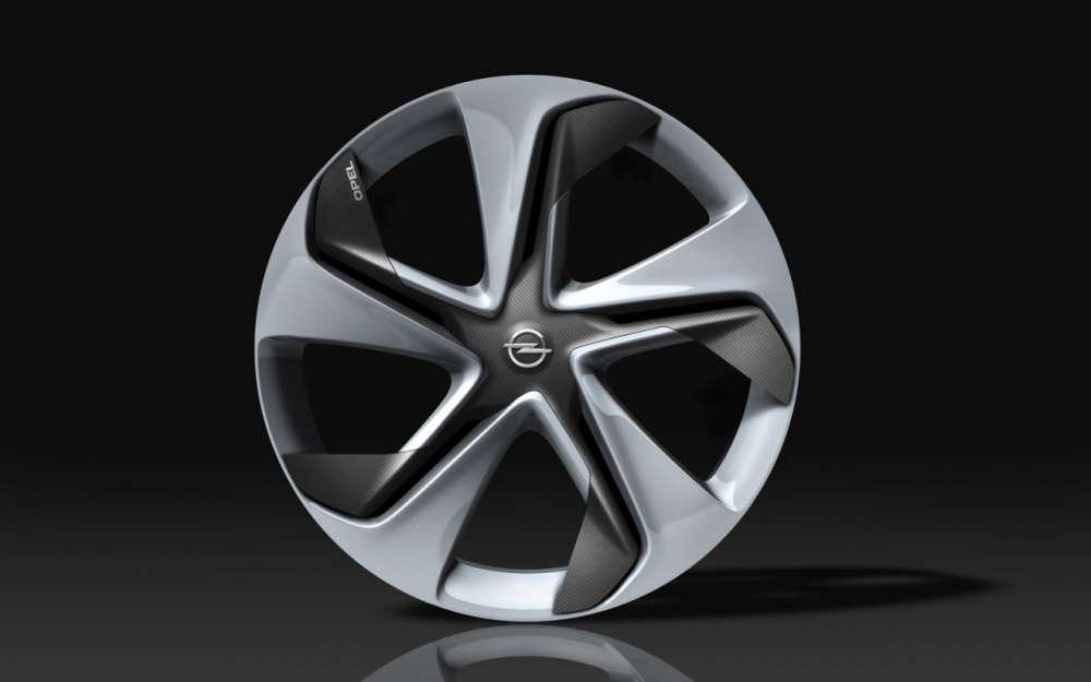 Rims On My Car >> Opel Astra GTC: design gallery and video - Gadgetfreak :: Not Just Tech